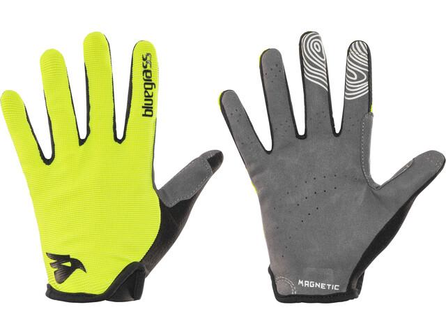 bluegrass Magnete Lite Gloves safety yellow/white
